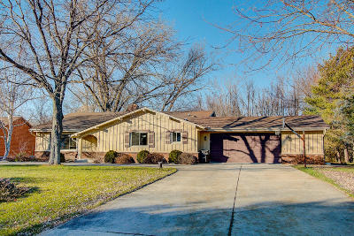 Racine County Single Family Home Active Contingent With Offer: 26022 Windermere Dr