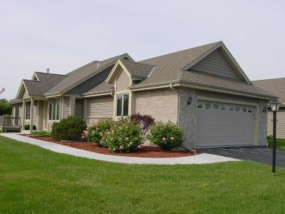 Pewaukee Condo/Townhouse Active Contingent With Offer: N22w24239 Range Line Rd #A