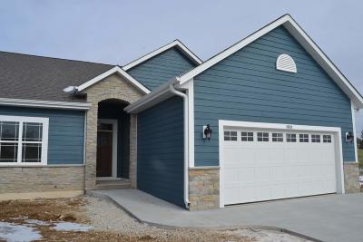 Town Richfield, Village Richfield, Hubertus, Colgate Condo/Townhouse For Sale: 3072 Fairway View Ct