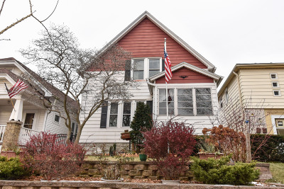 West Allis Single Family Home Active Contingent With Offer: 2049 S 70th St