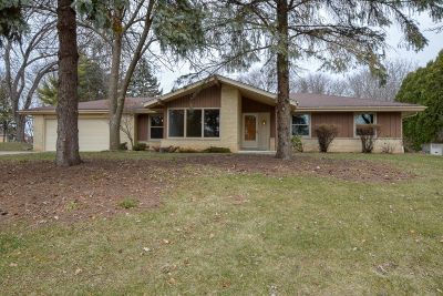 Brookfield Single Family Home Active Contingent With Offer: 15660 Fieldbrook Dr