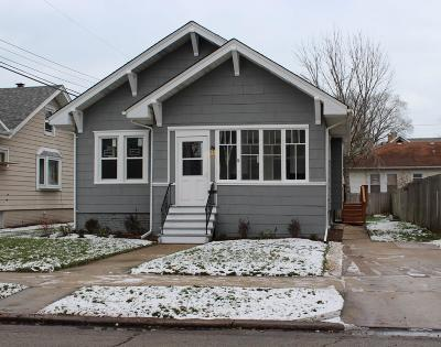 Kenosha Single Family Home For Sale: 7311 16th Ave