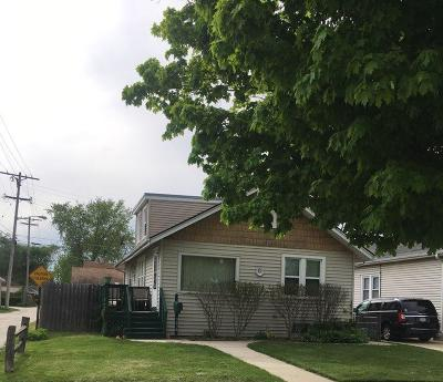 Kenosha Single Family Home For Sale: 7418 34th Ave