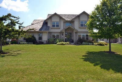 Menomonee Falls WI Single Family Home For Sale: $469,800