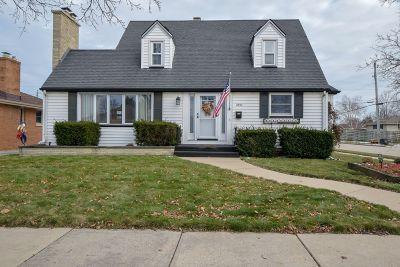 Kenosha County Single Family Home For Sale: 7853 34th Ave