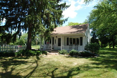 Wales Single Family Home For Sale: 259 W Main St