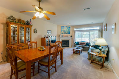 Pewaukee Condo/Townhouse Active Contingent With Offer: N16w26587 Bluegrass Ln #B