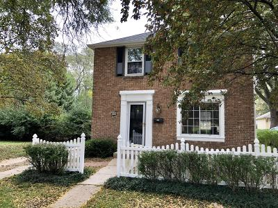 Glendale Single Family Home Active Contingent With Offer: 2333 W Raleigh Ave