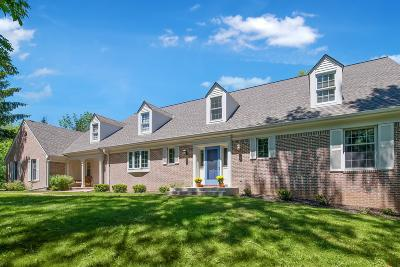 Mequon Single Family Home For Sale: 9810 N Range Line Rd