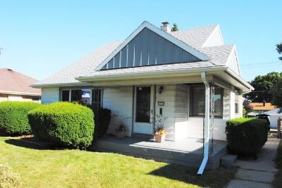 Milwaukee WI Single Family Home For Sale: $169,900