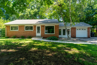New Berlin Single Family Home Active Contingent With Offer: 1612 S Sherwood Dr
