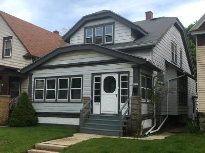 Milwaukee County Two Family Home For Sale: 1212 S 72nd St