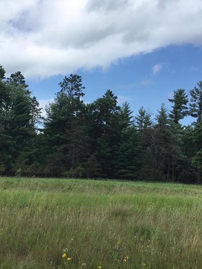 Menominee County, Marinette County Residential Lots & Land For Sale: Lt. 8 N Three Rivers Rd