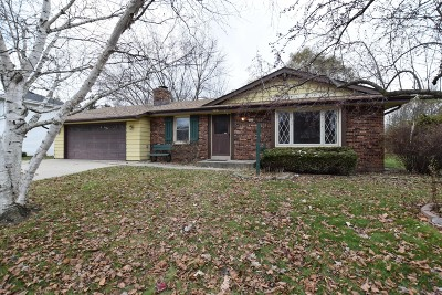 Oak Creek Single Family Home For Sale: 7715 S Manitowoc Ave