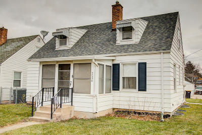 West Allis Single Family Home Active Contingent With Offer: 2058 S 85th St