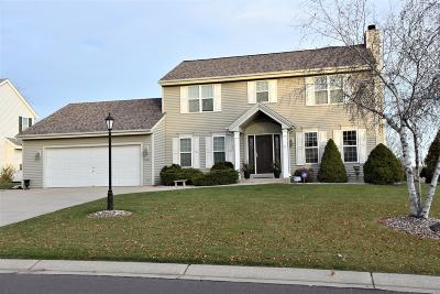Single Family Home Active Contingent With Offer: W143n9938 Ridgewood Ln