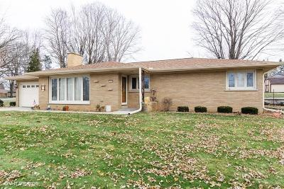Mayville WI Single Family Home Active Contingent With Offer: $149,900