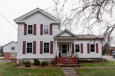 Sussex Single Family Home Active Contingent With Offer: W240n6427 Maple Ave