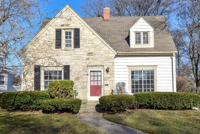 Whitefish Bay Single Family Home Active Contingent With Offer: 928 E Hampton Rd