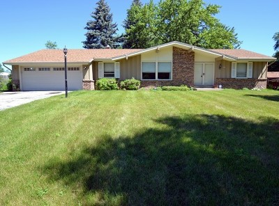 Glendale Single Family Home For Sale: 2826 W Green Tree Rd
