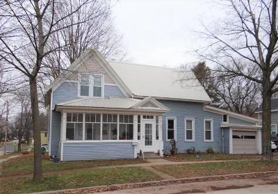 Jefferson Single Family Home Active Contingent With Offer: 203 N Wilson Ave