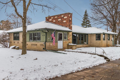 Racine County Single Family Home For Sale: 1524 10th Ave