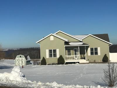 Vernon County Single Family Home For Sale: E4124 Neidfeldt Ln
