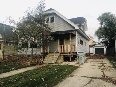 Single Family Home For Sale: 1526 N 58th St