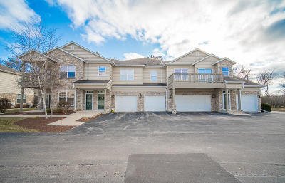 Pewaukee Condo/Townhouse Active Contingent With Offer: N16w26543 Meadowgrass Cir #A