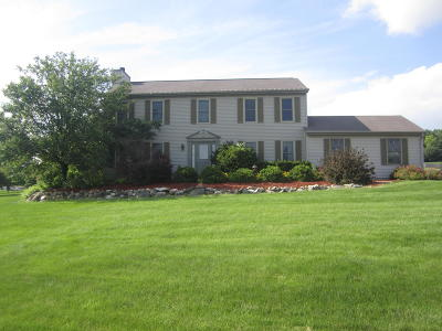 Waukesha Single Family Home For Sale: W296s2869 Molly Ln N