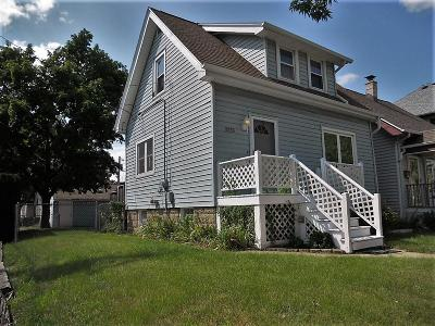 West Allis Single Family Home Active Contingent With Offer: 2259 S 57th St