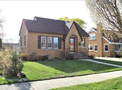 Kenosha Single Family Home For Sale: 7524 24th Ave