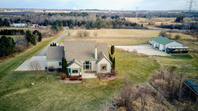 Saukville Single Family Home For Sale: 2665 County Road I