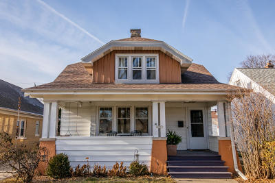 Single Family Home For Sale: 4907 N Hollywood Ave