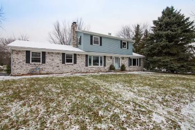 Oconomowoc Single Family Home Active Contingent With Offer: W357n5919 Meadow Ct