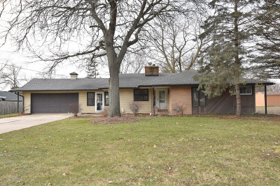 Single Family Home Active Contingent With Offer: W172n9805 Division Rd