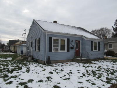 Racine Single Family Home For Sale: 3501 Pierce Blvd