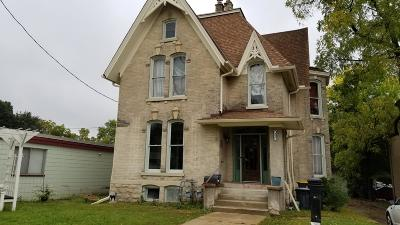 Waukesha WI Single Family Home For Sale: $169,522