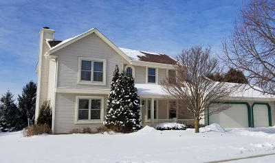 Jackson WI Single Family Home For Sale: $279,900