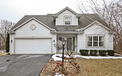 Waukesha County Single Family Home Active Contingent With Offer: N88w18195 Duke St