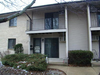 New Berlin Condo/Townhouse Active Contingent With Offer: 1649 S Coachlight Dr