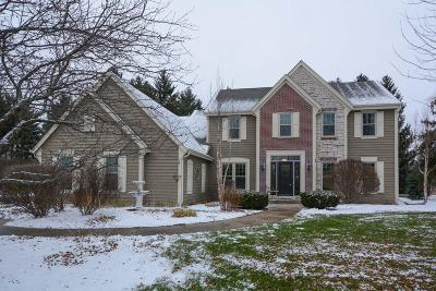 Waukesha County Single Family Home For Sale: N67w29342 Richter Rd