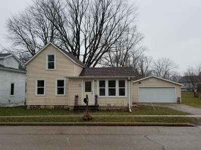 Jefferson Single Family Home Active Contingent With Offer: 742 S Wisconsin Dr
