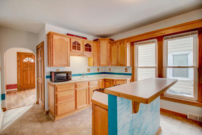 West Allis Single Family Home For Sale: 7404 W Madison St
