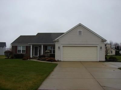Racine Single Family Home Active Contingent With Offer: 2535 Noelle Ct