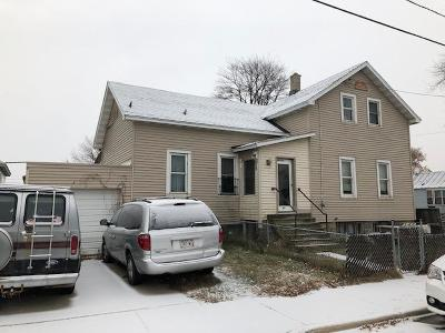 Single Family Home For Sale: 97 W Hosmer St