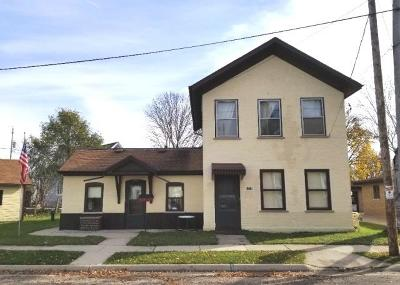 Watertown Single Family Home Active Contingent With Offer: 617 Cleveland St