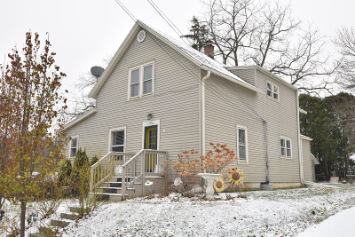 Port Washington Single Family Home For Sale: 251 N Spring St