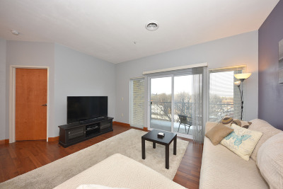 West Allis Condo/Townhouse Active Contingent With Offer: 6330 W Greenfield Ave #309