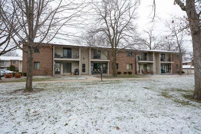 Waukesha County Condo/Townhouse Active Contingent With Offer: 1684 S Carriage Ln #D